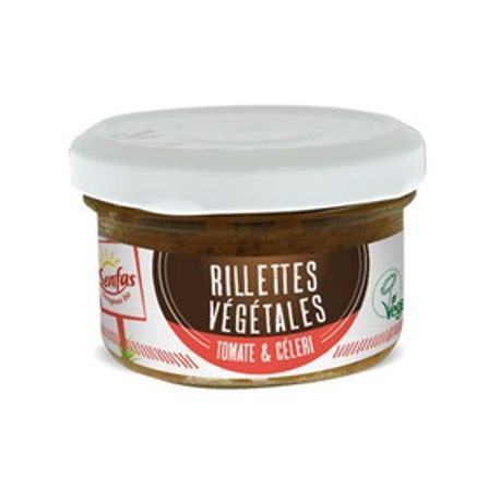 Rillettes tomate céleri 90g