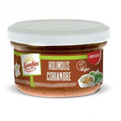 Houmous coriandre 90g