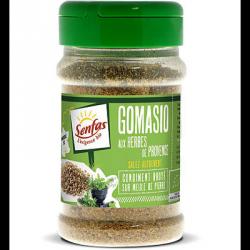 Gomasio aux herbes de provence 130g