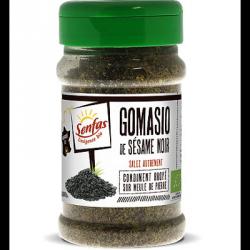 Gomasio sésame noir 130g
