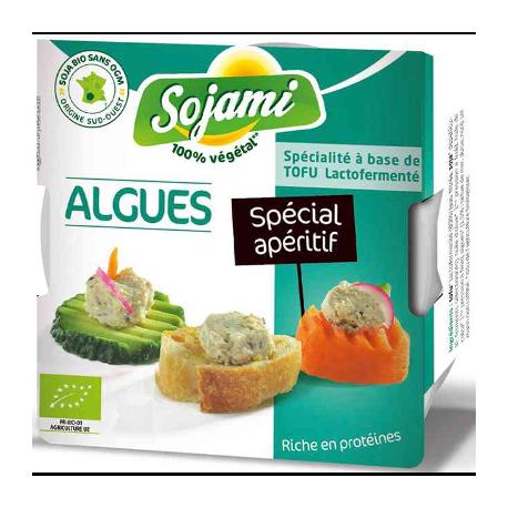 Sojami algues spécial apéritif 125g