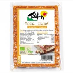 Tofu fumé amandes sésame 200g