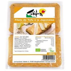Filets de tofu à la japonaise 160g