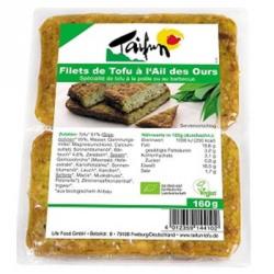 Filets de tofu à l'ail des ours 160g