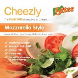 MAXI Cheezly mozzarella 1kg (fondant)