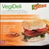 Burgers végétaux façon poulet frit (maxi pack) 500g