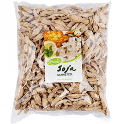 Proteines de soja en allumettes 300g