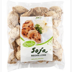 Protéines de soja medaillons 200g