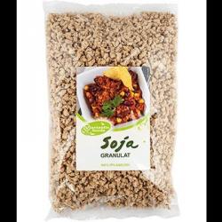 Protéines de soja granulat 500g