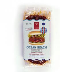 Burgers végétaux ocean beach 200g