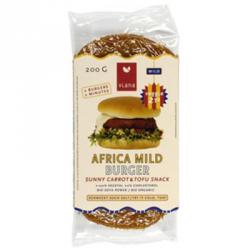 Burgers végétaux africa mild 200g