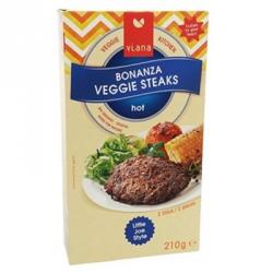 Steak végétaux Bonanza 210g