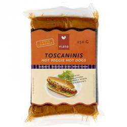 Saucisses végétales toscanini 250g