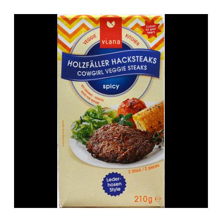 Steak haché végétal cowgirl 210g