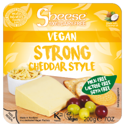 Sheese façon cheddar fort 200g