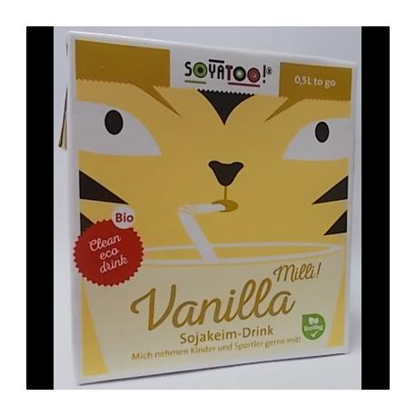 Boisson de soja à la vanille 0,5l