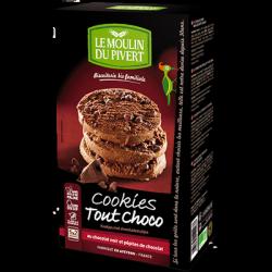 Cookies tout choco 175g