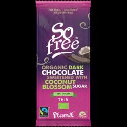 Chocolat noir au sucre de fleur de coco 67%