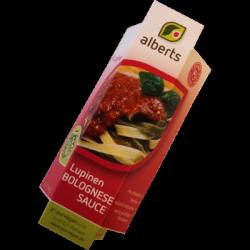Sauce bolognaise de lupin 300g