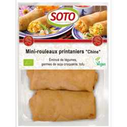 Mini rouleaux printaniers chine 200g
