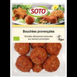 Bouchées provençales 250g
