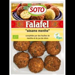 Falafel sésame menthe 220g