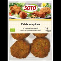 Palets au quinoa 195g