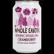 Jus de cranberry pétillant 33cl