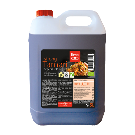 Sauce tamari 5l
