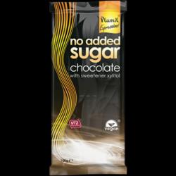 Chocolat noir sans sucre ajouté 72% 100g