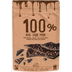 Belgians thins dark 100% 80g