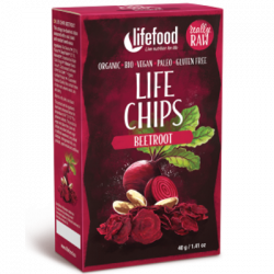 Chips de betterave 40g
