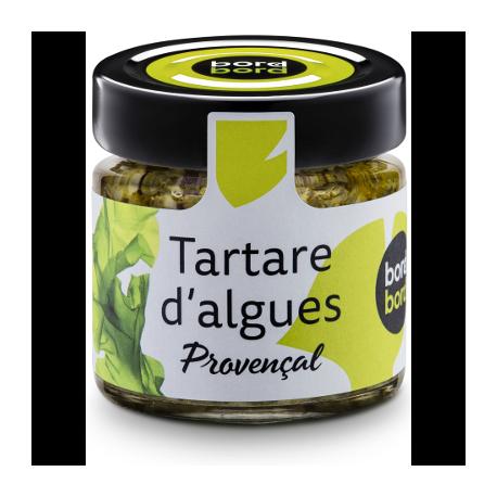 Tartares d'algues provençal 110g