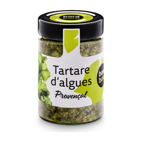 Tartares d'algues provençal 300g