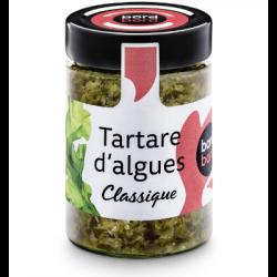 Tartares d'algues classique 300g