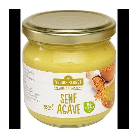 Tartinade moutarde et sirop d'agave 180g - Veggie Street