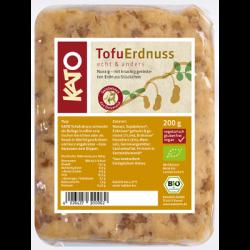 Tofu cacahuète 200g  - Kato