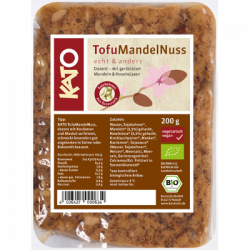 Tofu amande noisette 200g - Kato