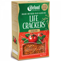 Crackers à l'italienne 90g - Lifefood
