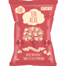 Pop corn sucré salé 80g - Ten Acre