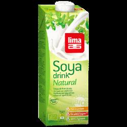Boisson de soja nature 1L - Lima