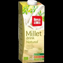 Boisson de millet nature 1L - Lima