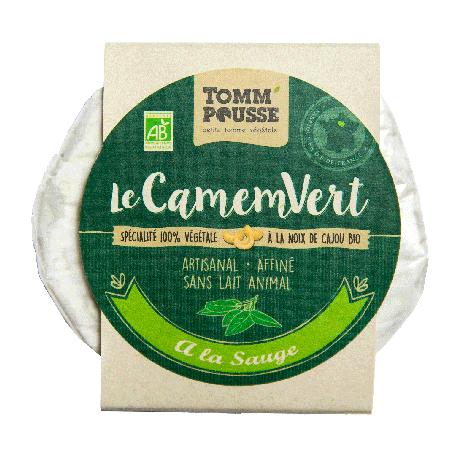 Le CamemVert à la sauge 120g