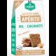 Les petits carrés - apéritif - ail/cacahuète 90g - Granomy