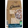 Granola noix de coco 200g - La Petite Graine Française