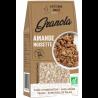 Granola amande noisette 200g - La Petite Graine Française