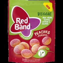 Bonbons saveur pêche 150g - Red Band