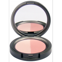 Blush compact radiant rose