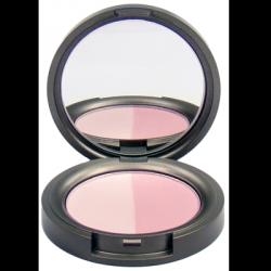 Blush compact pink blush