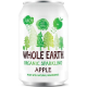 Jus de pomme pétillant 33cl - Whole Earth